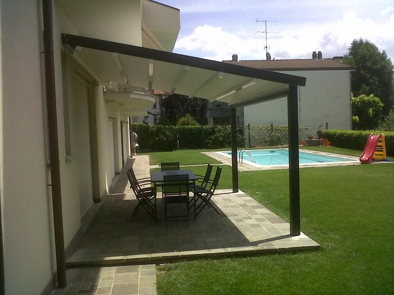 P rgolas cv en madrid perfiles de aluminio majadahonda - Toldos y pergolas para terrazas ...