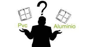 ventanas de aluminio o ventanas de pvc