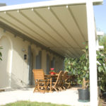 Toldos para terrazas, porches y áticos