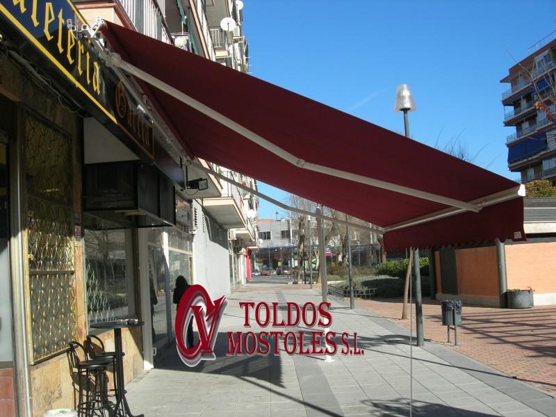 toldos monoblock madrid