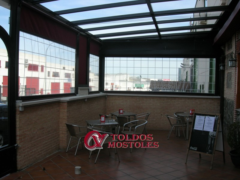 TOLDO VERTICAL21 - Toldo cable