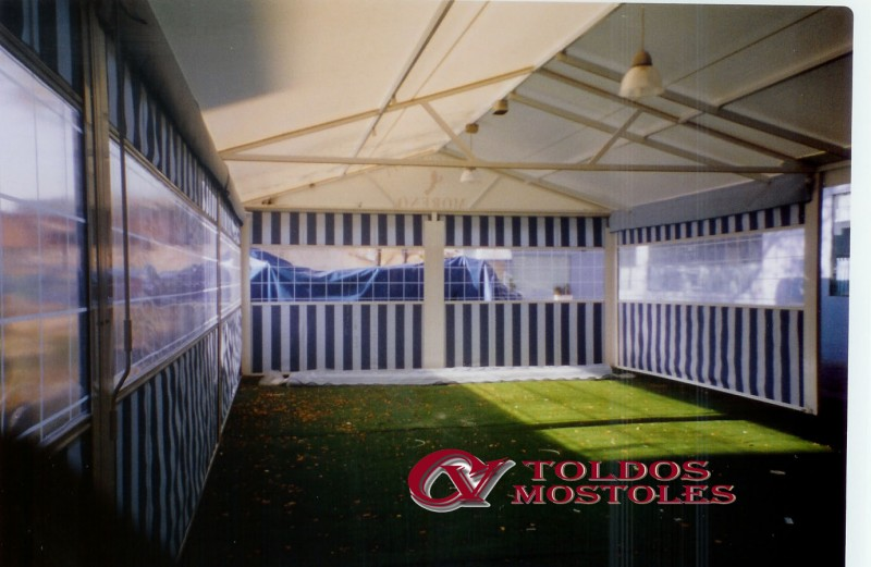 TOLDO VERTICAL31 - Toldo cable