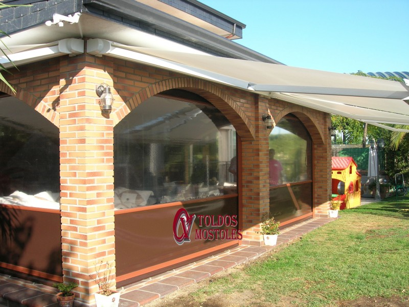 TOLDO VERTICAL71 - Toldo cable