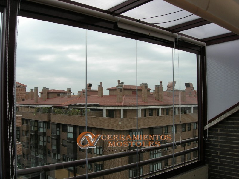 cortinas cristal madrid