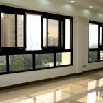 ventanas de aluminio lacado