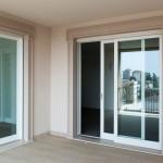 puertas terraza aluminio