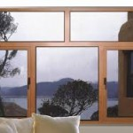 ventanas de aluminio lacadas