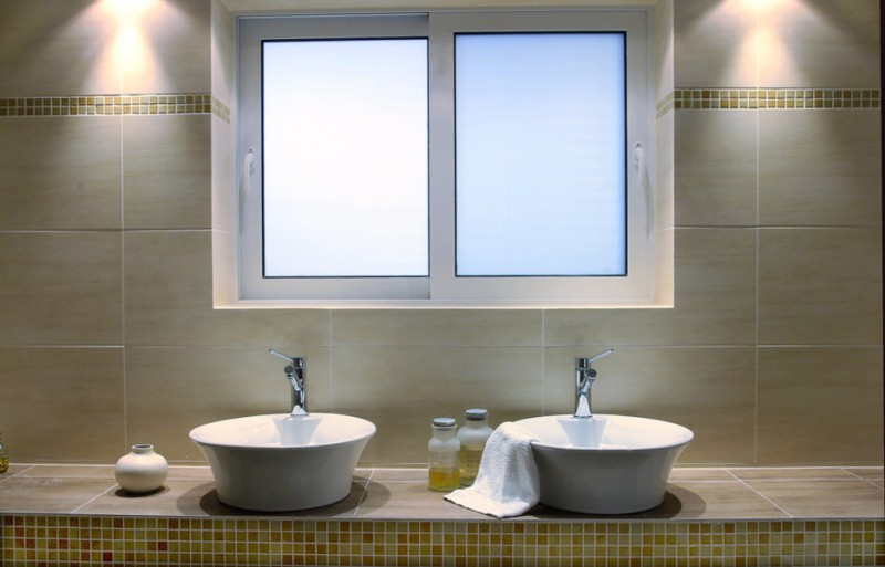 ventanas pvc baño